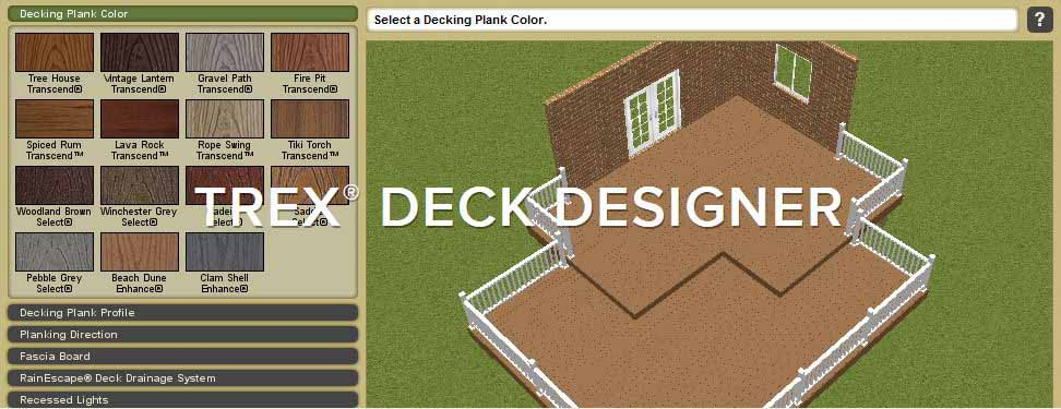 Tools and Resources   Weekes Forest Products on Virtual Patio Designer id=41660