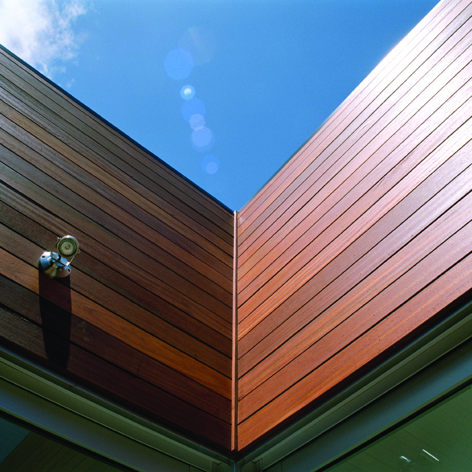 Clear Western Red Cedar Bevel Siding