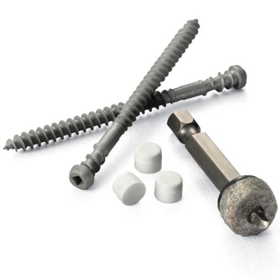 Cortex Royal Screws Plug System