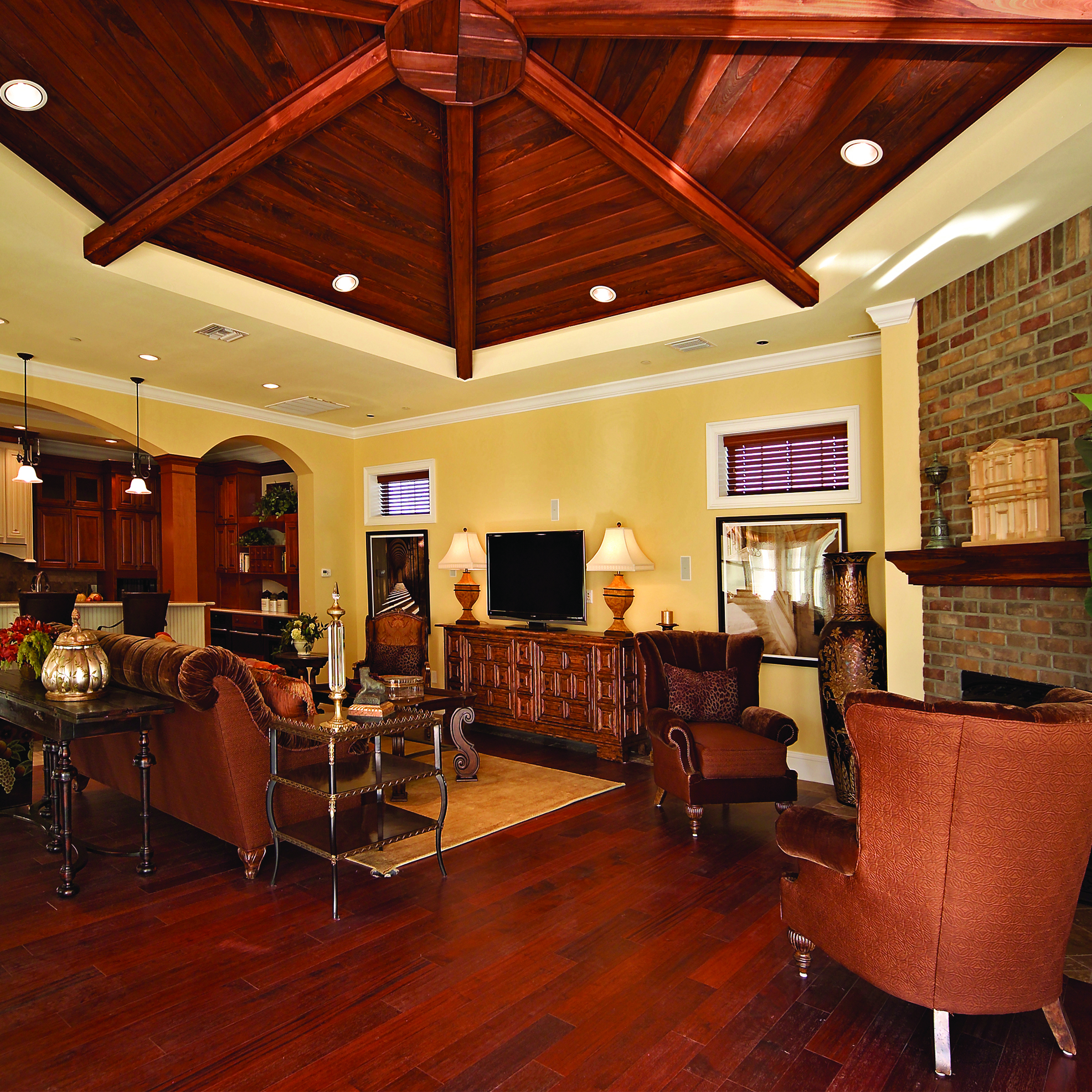 Cypress Family Room