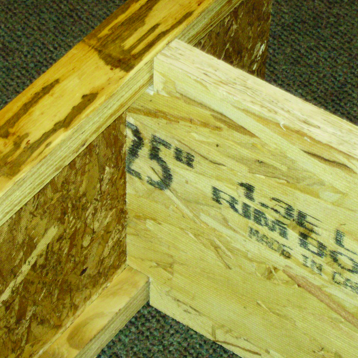 I-Joist Pre-Milled Blocking