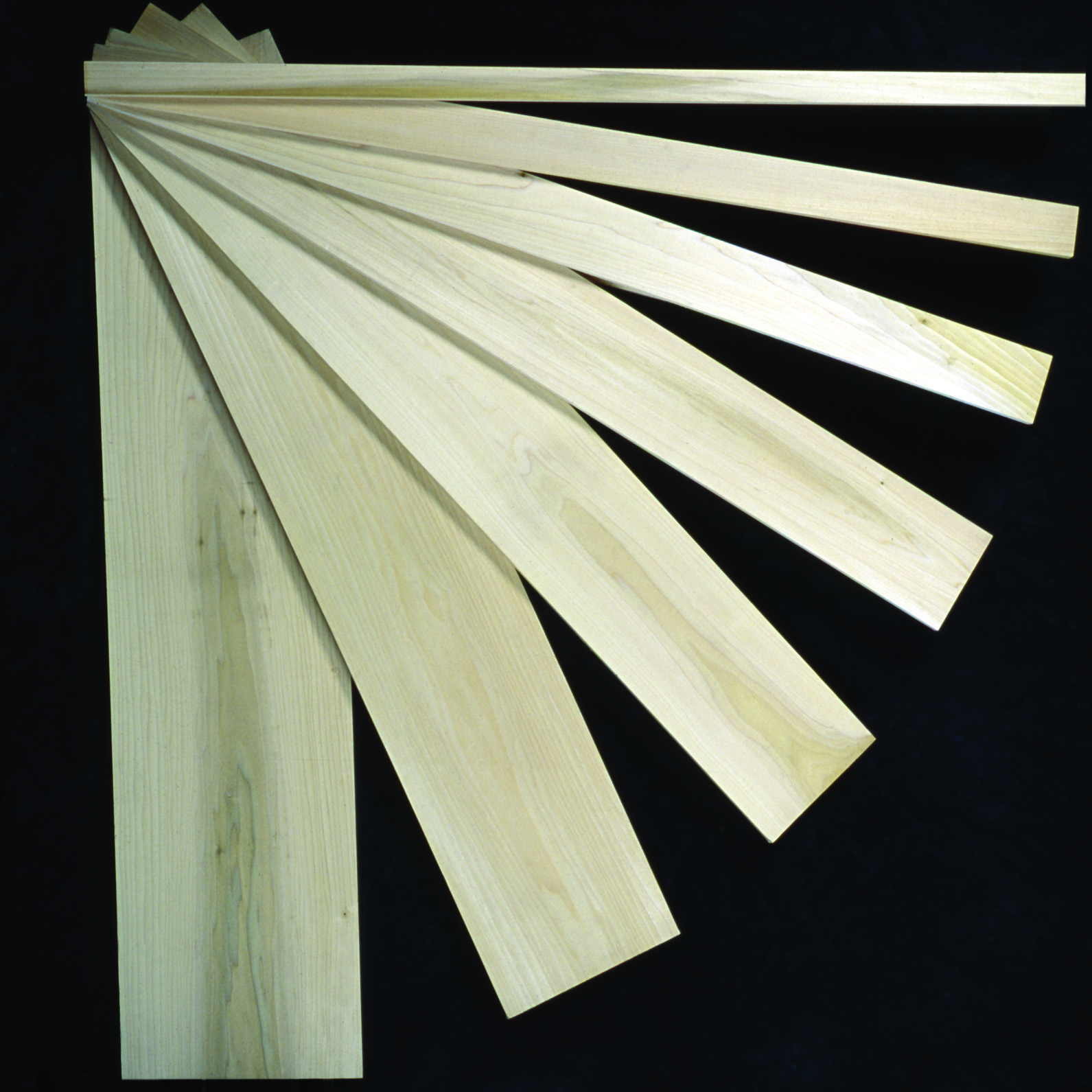 Oak Boards S4S