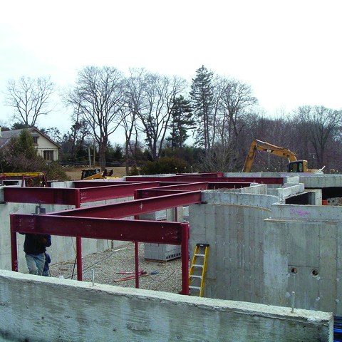 Structural Steel Beams & Columns | Weekes Forest Products