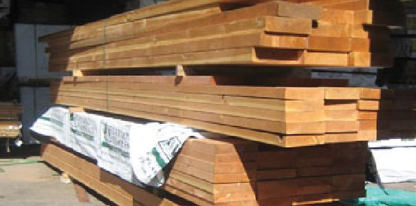 Bridge Agricultural Bin Planks