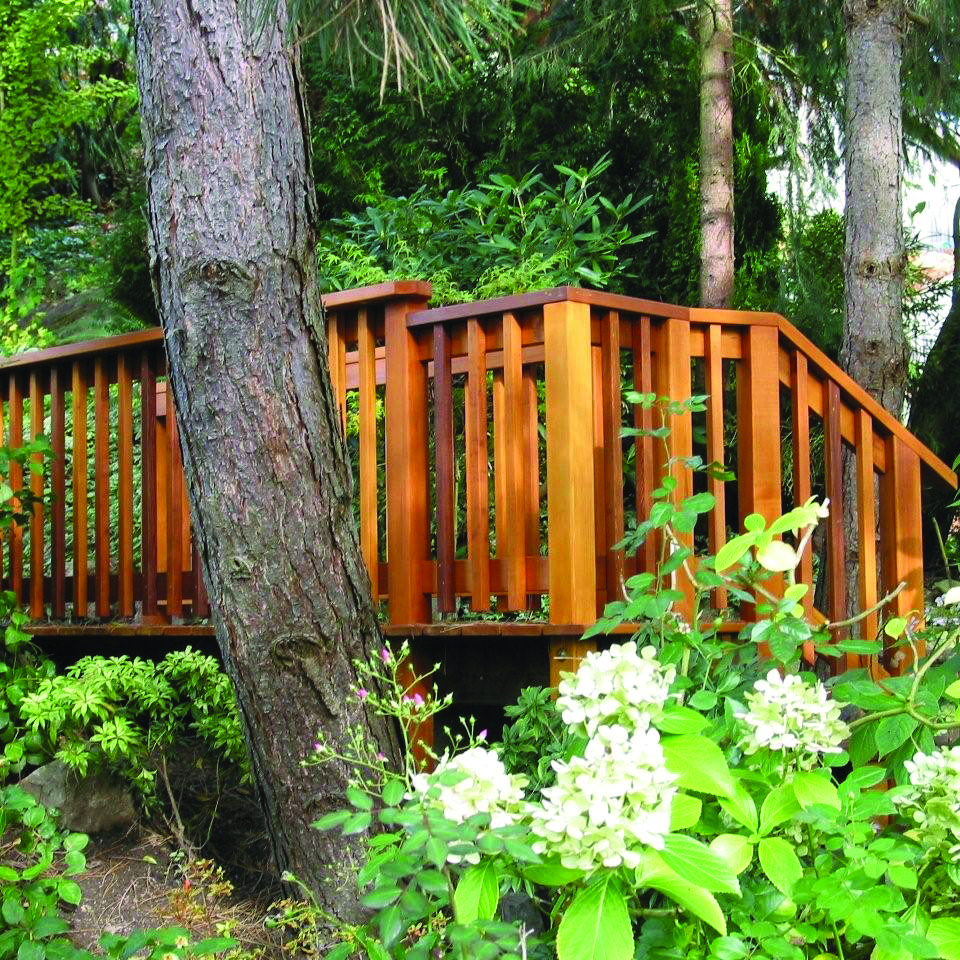 Cedar Deck Railing Balusters | Weekes Forest Products