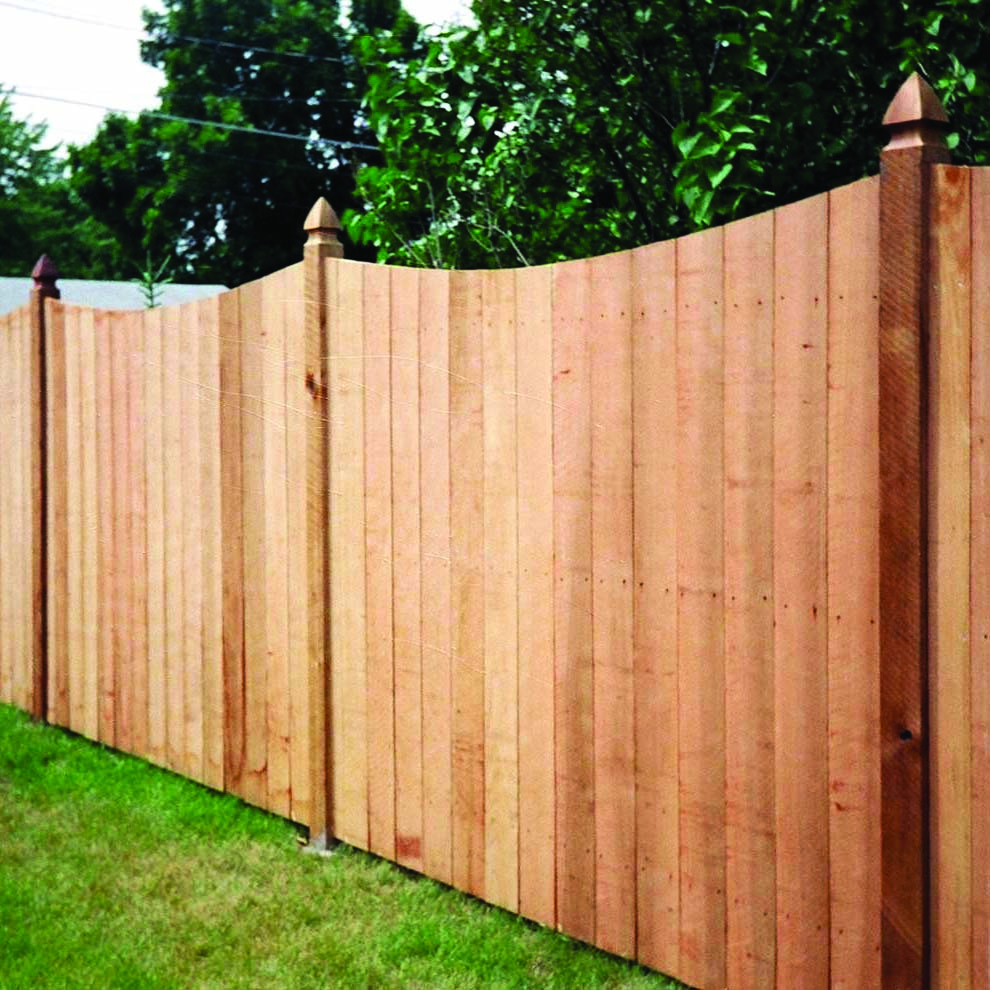 Cedar Fencing Weekes Forest Products