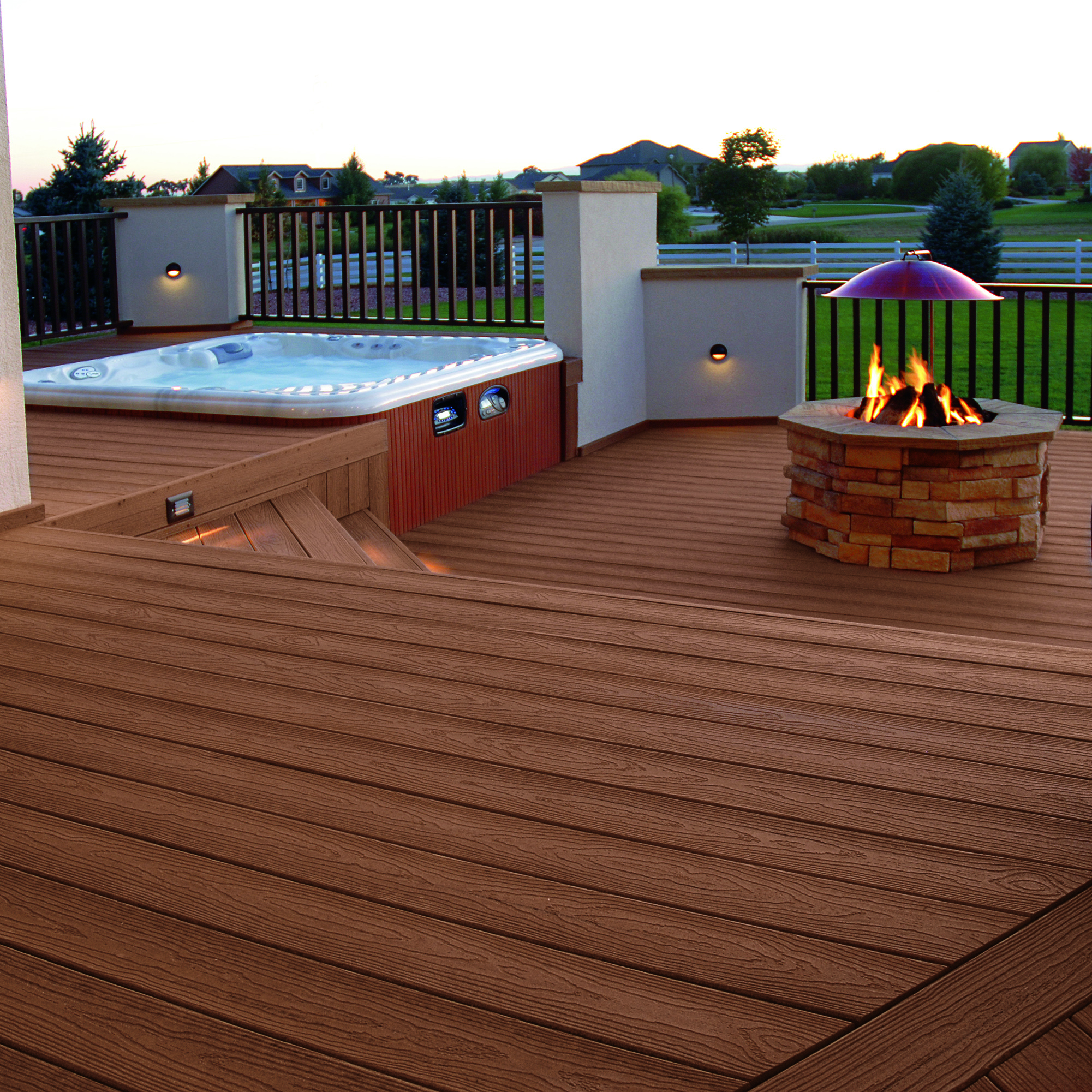 Envision Decking Railing Weekes Forest Products