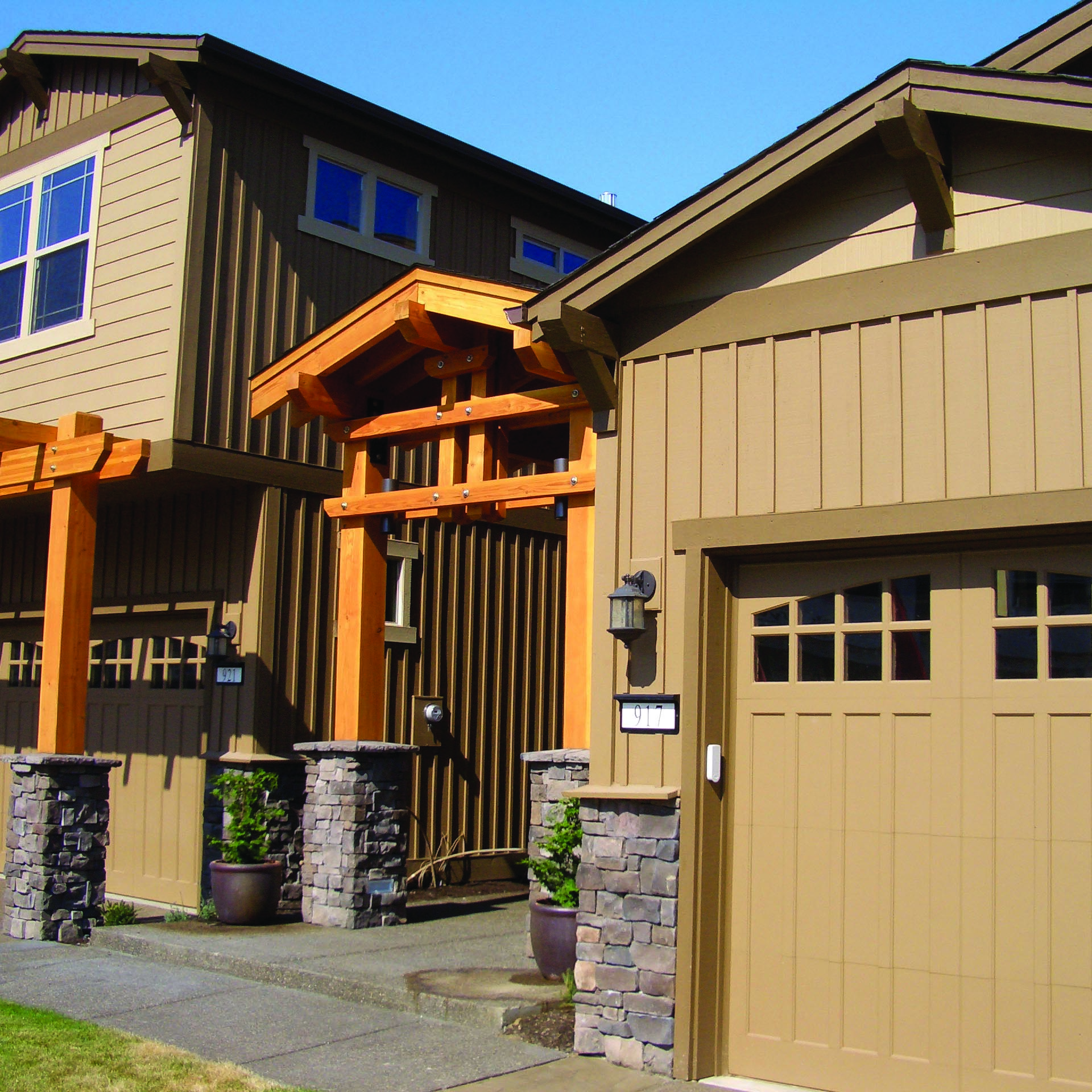 Exterior Plywood Siding Weekes Forest Products