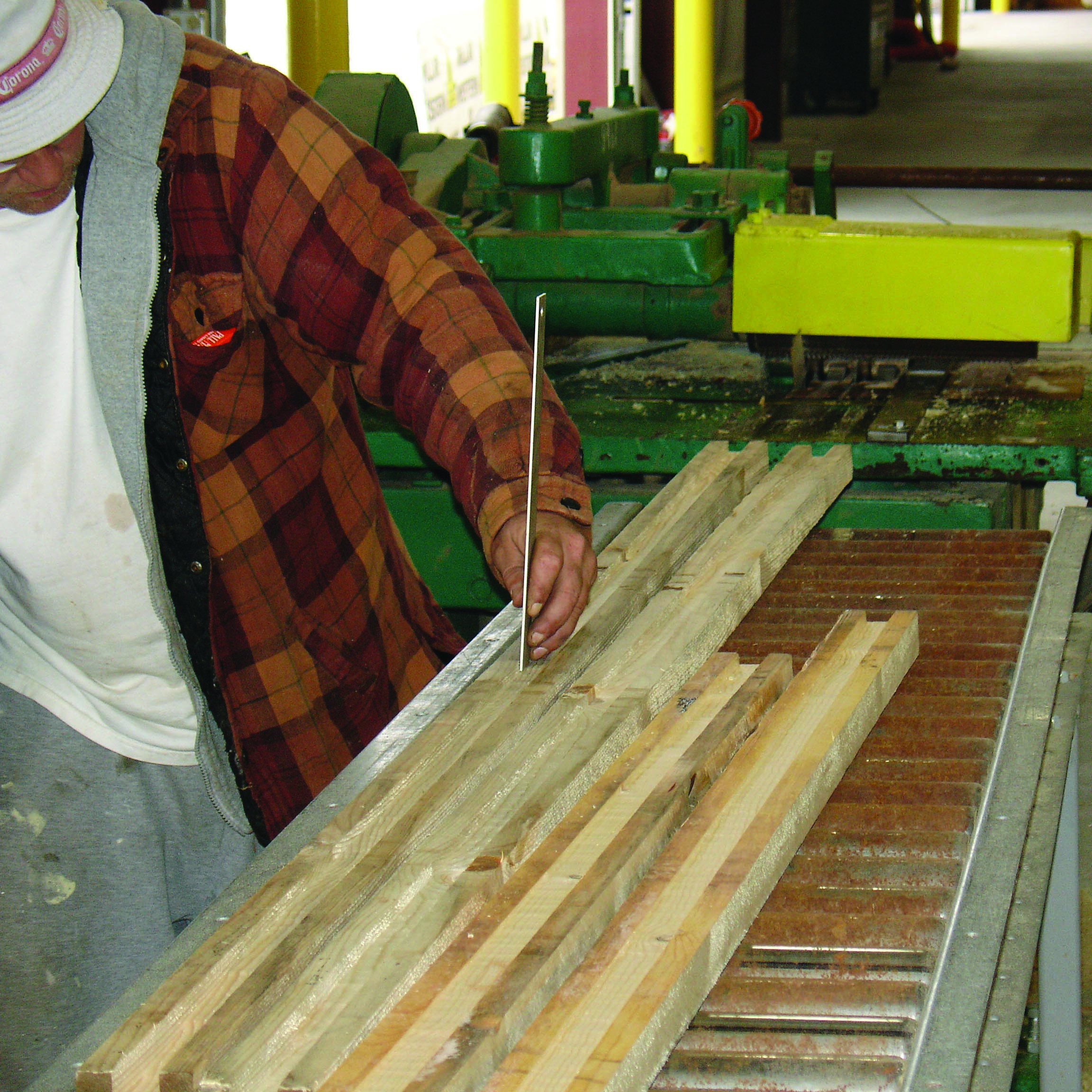 Industrial Lumber Amp Panels Weekes Forest Products