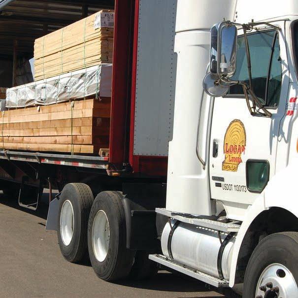 Logan Truck load