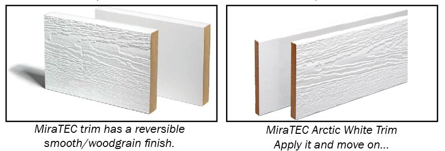 Miratec 174 Treated Composite Trim Weekes Forest Products