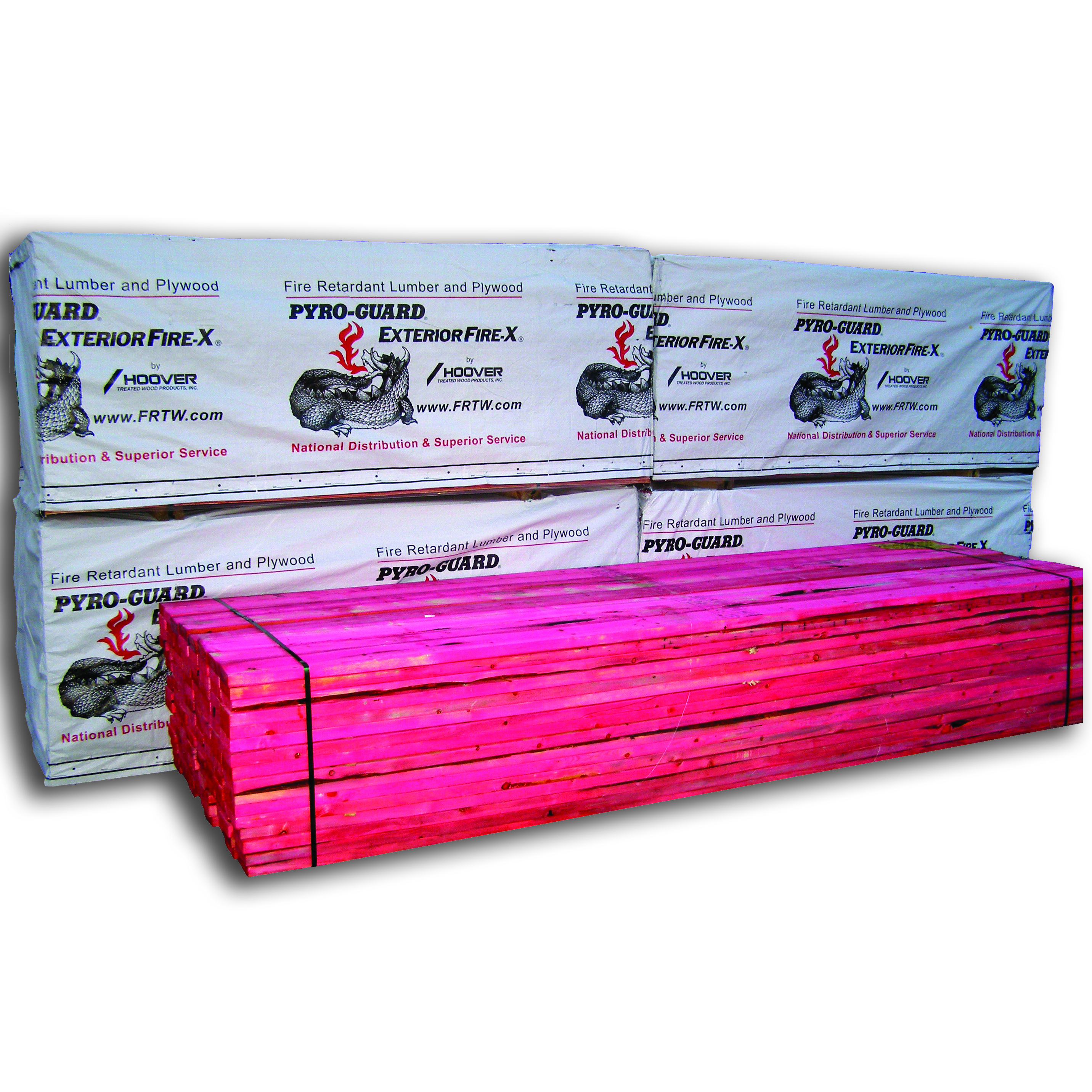 Pyro Guard Fire Retardant Treated Lumber Plywood Weekes Forest