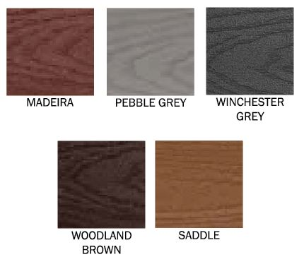 Trex Select Decking Fl Mi Weekes Forest Products
