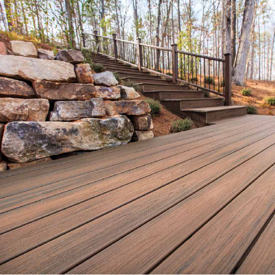 Trex Transcend Decking & Railing