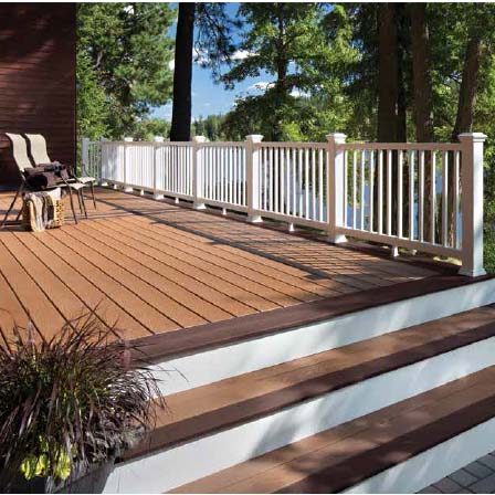 TREX Select Decking & Railing