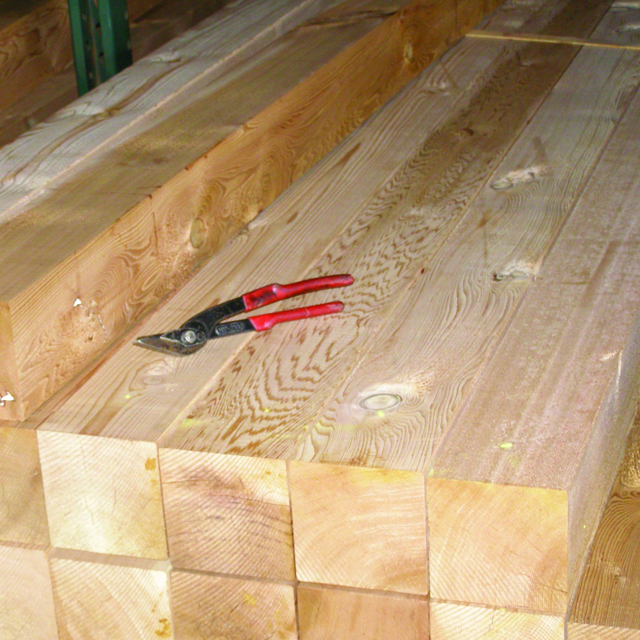 Western Red Cedar Posts Weekes Forest Products