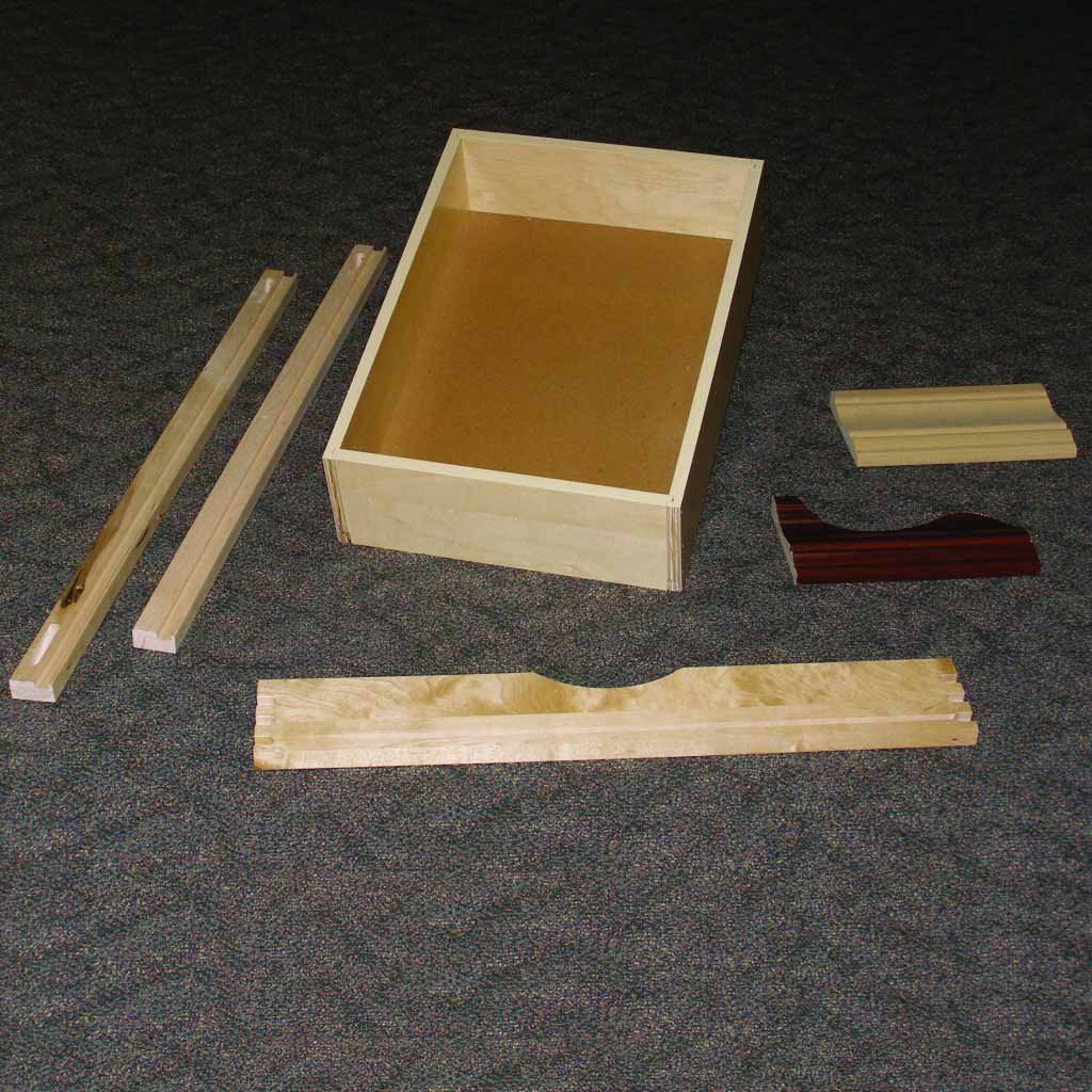 Cabinet Components