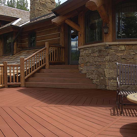 Decking Railing And Fencing Weekes Forest Products