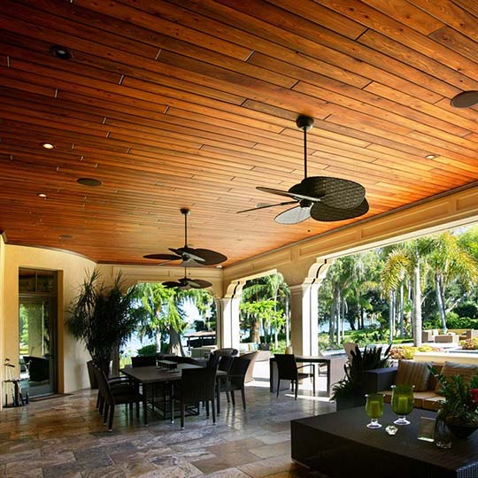 Synergy Cypress Ceilings & Walls