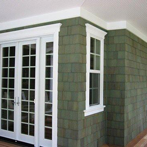 Cedar Custom Color Sidewall Shingles Weekes Forest Products