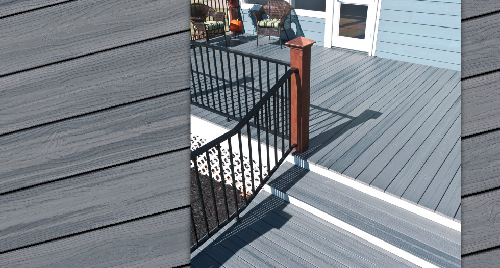 100 composite wood wood and composite decking pros and for Wood stain pros and cons