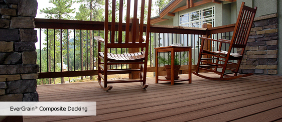 Evergrain Composite Decking
