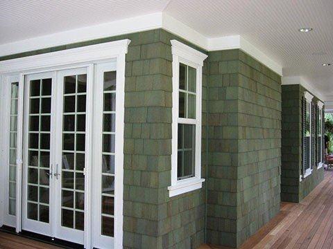 Cedar Custom Color Sidewall Shingles Weekes Forest Products