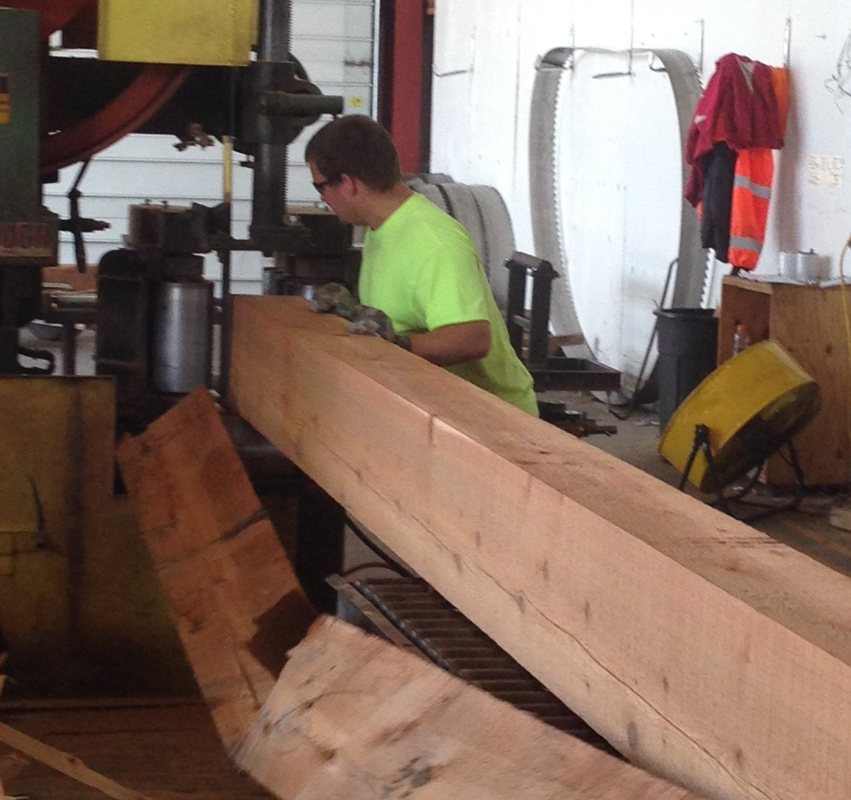 Douglas Fir Timbers | Weekes Forest Products
