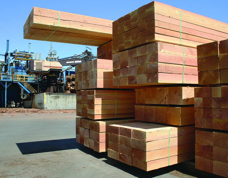 Douglas Fir Timbers Weekes Forest Products