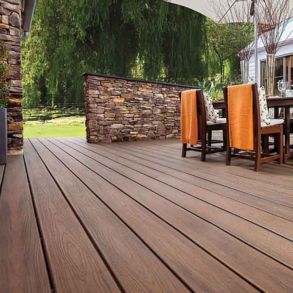Trex Transcend Decking Fl Mi Weekes Forest Products