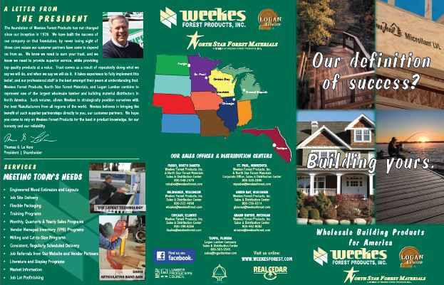 Weekes Corporate Brochure
