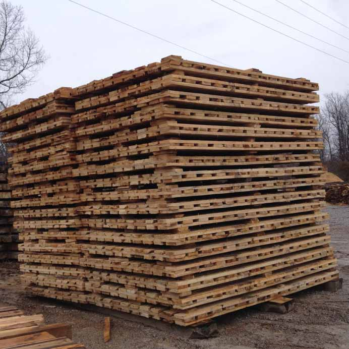 Crane Mats Weekes Forest Products
